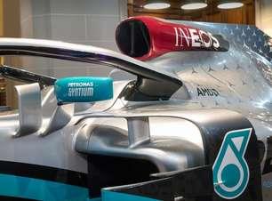 Mercedes não trocará Petronas por Aramco em 2022
