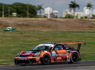 Piquet Jr e Rodrigo Mello conquistam 3º lugar na Carrera Sport nos 300 Km de Goiânia da Porsche Endurance