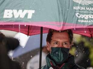 Webber diz que ficou surpreso com escolha de Vettel no GP da Turquia de F1