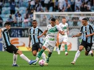 Mancini vibra com 'entrega' do Grêmio diante do Juventude
