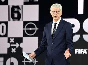 Wenger debaterá plano de Copa do Mundo bienal com técnicos de seleções