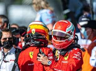 "Ferrari confia em bater McLaren e fechar F1 2021 no top-3: ""Objetivo claro"""