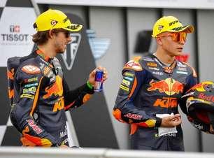 Gardner x Raúl Fernández: duo da Ajo engrandece disputa da Moto2 em 2021