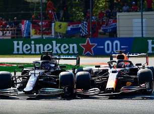 Segundo Van der Grint, tensão está aumentando na disputa da F1 este ano