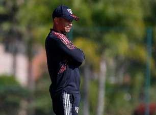 São Paulo empata com o Athletico-PR na ida das quartas de final do Brasileiro sub-20