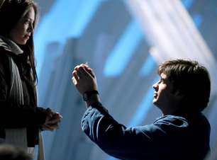 Astros de Smallville relembra o emocionante episódio 100