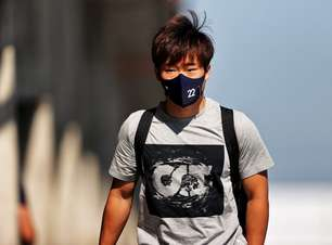 Tsunoda afirmou estar ansioso pelo GP dos EUA de F1