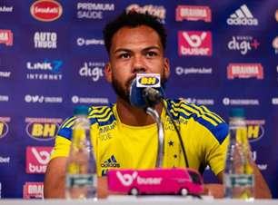 Cruzeiro tem Claudinho com Covid-19 e vários problemas para encarar o Avaí pela Série B