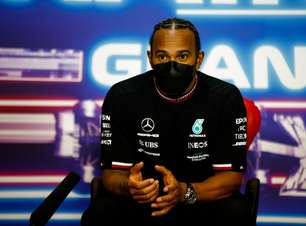 """""""Não quero ser lembrado apenas por ser piloto"""", diz Hamilton sobre sua função no mundo"""