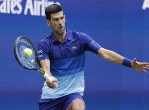 """Djokovic acusa a mídia de """"espalhar medo e pânico"""""""