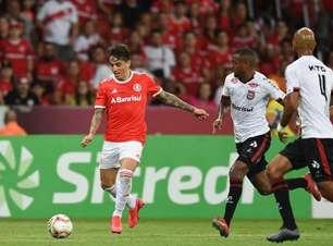 Saravia será julgado pelo STJD e pode desfalcar o Internacional contra o Bragantino