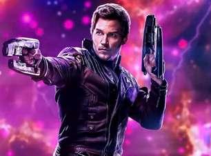 Chris Pratt mostra novo visual para Guardiões da Galáxia Vol. 3