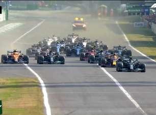 """F1 acredita que """"entusiasmo do público jovem"""" dá base para aumentar corridas sprint em 2022"""