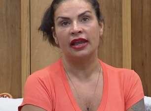 A Fazenda 13: Solange Gomes expõe estratégia do 'grupão'