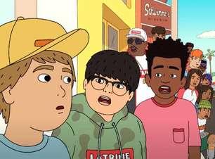 Fairfax: Trailer de série animada satiriza a Geração Z