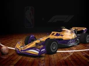Foto: F1 e NBA se juntam e realizam ações especiais na semana do GP dos Estados Unidos