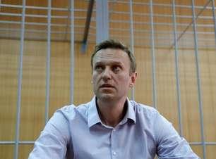 """Opositor russo Navalny ganha prêmio de direitos humanos da UE por """"imensa bravura"""""""
