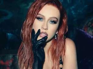 Christina Aguilera libera teaser de clipe que marca seu retorno