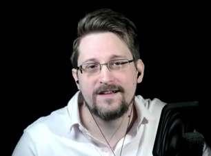"""Edward Snowden: """"Precisamos de ferramentas que não possam ser violadas"""""""