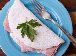 Receitas com tapioca para você se deliciar