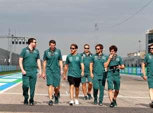 Vettel confirma penalidade no grid devido ao novo motor Mercedes