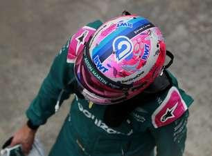 Vettel confirma troca de motor e punição no grid do GP dos EUA de Fórmula 1