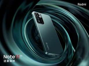 Teaser do Xiaomi Redmi Note 11 confirma câmera tripla e design