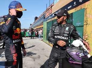 """Bottas sobre rivalidade entre Hamilton e Verstappen na F1: """"Não vi nada estranho"""""""