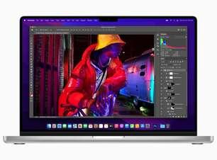 """MacBook Pro de 16 polegadas com Apple M1 Max tem """"botão turbo"""" virtual"""
