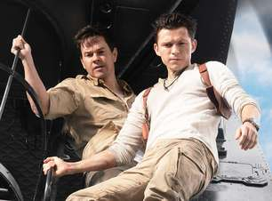"""Tom Holland se junta a Mark Wahlberg no primeiro trailer de """"Uncharted"""""""
