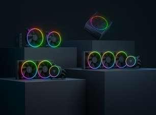 Razer anuncia componentes de alta performance para PC