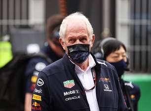 """Marko afirmou depois da qualificação da F1: """"Muito orgulhoso dos nossos técnicos"""""""