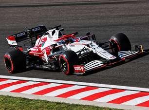 Giovinazzi e Räikkönen avaliam desempenho da Alfa Romeo F1 na classificação do GP dos EUA