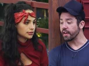 A Fazenda 2021: Aline Mineiro e Rico Melquiades descrevem suas aventuras sexuais