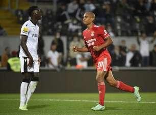 Vizela x Benfica: onde assistir, horário e escalações do jogo do Campeonato Português