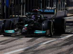 """Hamilton vê Red Bull superior nos EUA, mas admite: """"Cheguei a achar que eu venceria"""""""