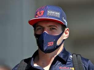 """""""Os pneus estavam acabados"""", afirma Verstappen sobre as voltas finais do GP dos EUA de F1"""