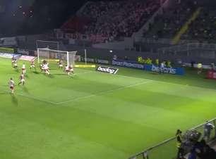SÉRIE A: Gol de RB Bragantino 1 x 0 São Paulo