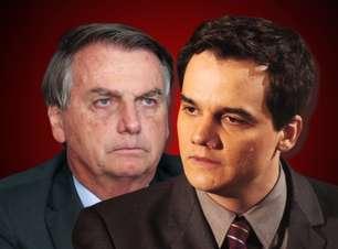 "Moura critica Bolsonaro: ""Psicopata... Tem que ser preso"""