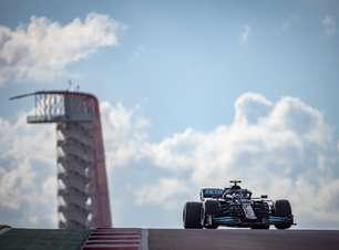 Mercedes F1 avalia opções que existiam para tentar manter Hamilton na liderança nos EUA