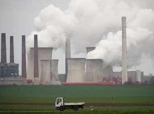 """Concentração de gases do efeito estufa bate recorde e mundo fica """"muito longe"""" de conter danos"""