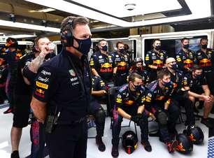 Red Bull admite que cogitou terceiro pit-stop para Verstappen no GP dos EUA