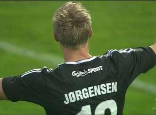 Copenhague vira o jogo com gol de Nicolai Jorgensen; confira