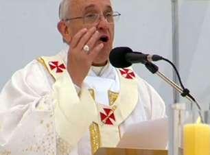 Veja momento em que Papa anunciou Cracóvia como sede da JMJ