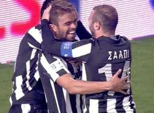 PAOK vence Asteras Tripolis e pressiona Olympiacos