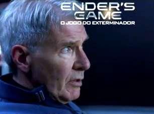 Veja teaser de 'Ender's Game - O Jogo do Exterminador', com Harrison Ford