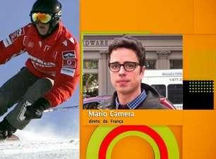 Autoridades explicam acidente de Michael Schumacher