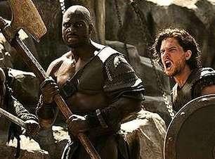 Trailer: Em 'Pompeia' gladiador e tenta salvar seu amor enquanto cidade enfrenta vulcão