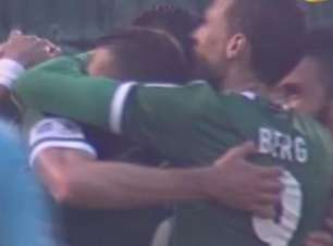 Veja os gols de Panathinaikos 3 x 1 Levadiakos pelo Grego
