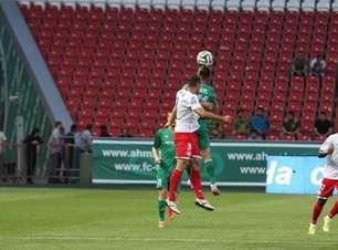 Veja os gols de Terek Grozny 4 x 0 Amkar pelo Russo